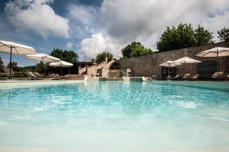 La Fonte Di Montebuono, vacation rental in Agello