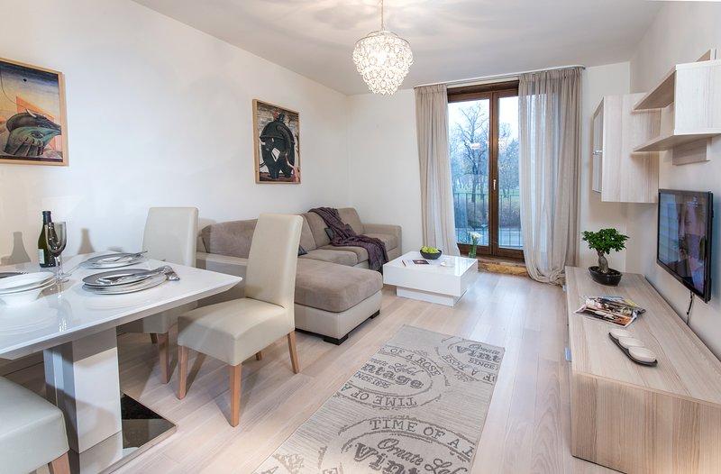Apartment A32 Pariska Street, casa vacanza a Savski Venac