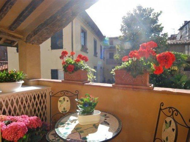 heerlijk zonnig terras
