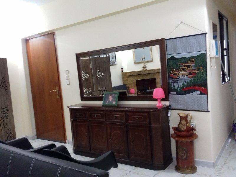Apartement Keratsini, holiday rental in Piraeus Region