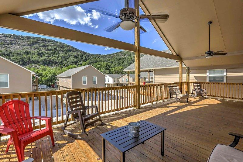 Explorez New Braunfels dans le confort de cette maison de location de vacances!