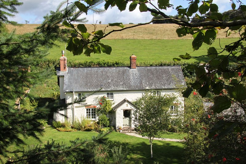 Lower Goosemoor Cottage, Wheddon Cross, vacation rental in Winsford