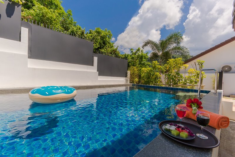 Private pool villa 2 bedrooms for rent, holiday rental in Phuket Town