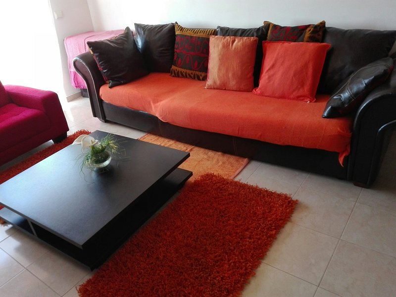 Spacious apartment with shared pool, vacation rental in Corroios