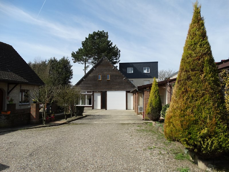 La Grange du Verger, holiday rental in Villers-Bretonneux