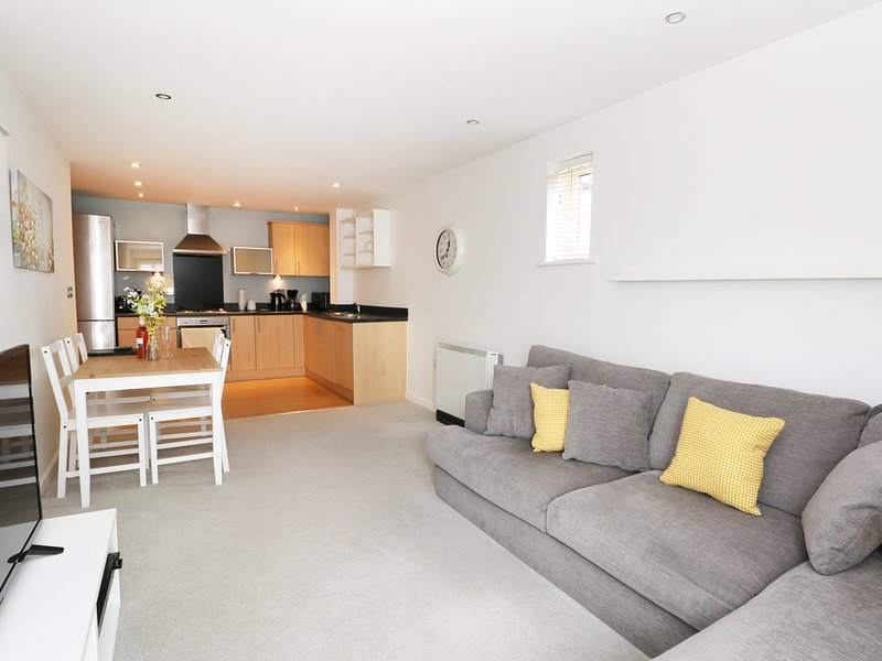 25 SADDLERY WAY, centre of Chester, open-plan, WiFi, Ref 971564, casa vacanza a Hawarden