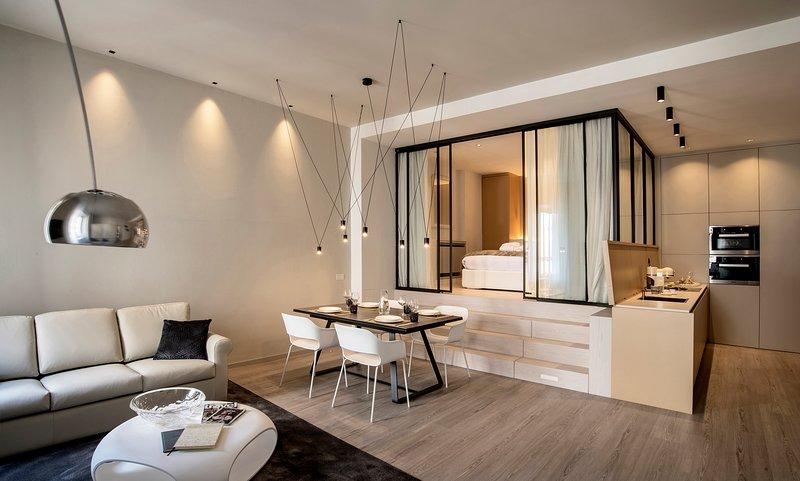 Cinquanta4 Charme Apartment, location de vacances à Lasino