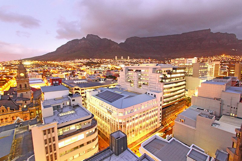 Afribode's Cape Town Heights, vacation rental in Woodstock