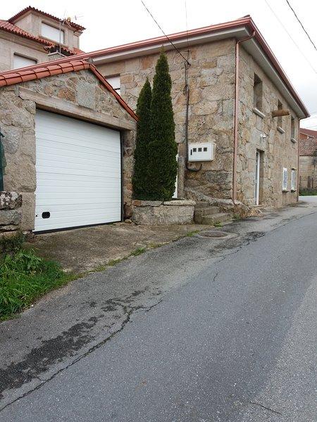 Casa a Coruxa, vakantiewoning in Combarro