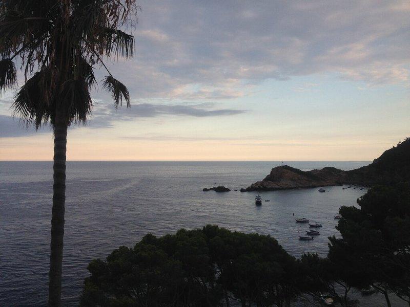 Sunset from Cap Sa Sal