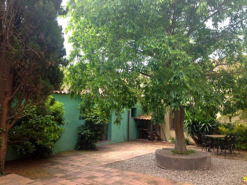 La Casita del Jardín, vacation rental in L'Arboc