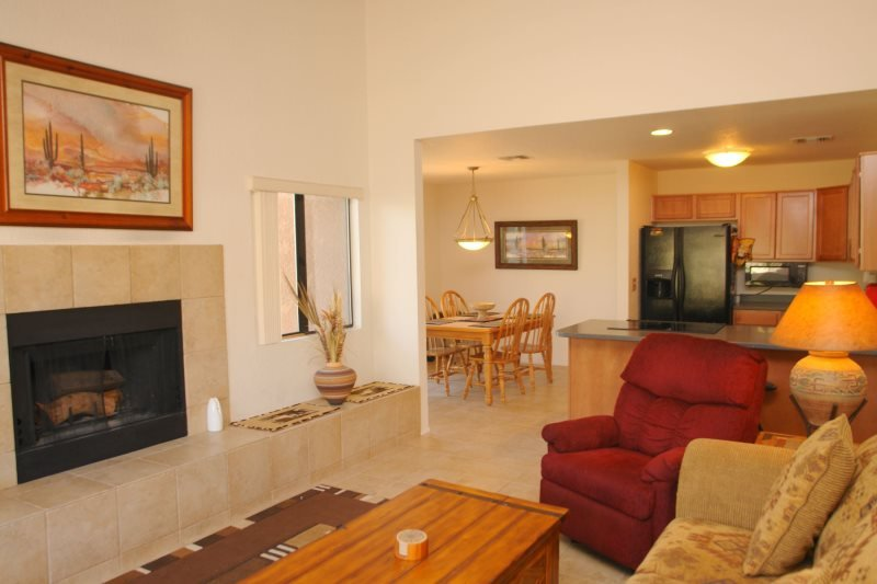 Condo 1171 at Ventana Vista, holiday rental in Tucson