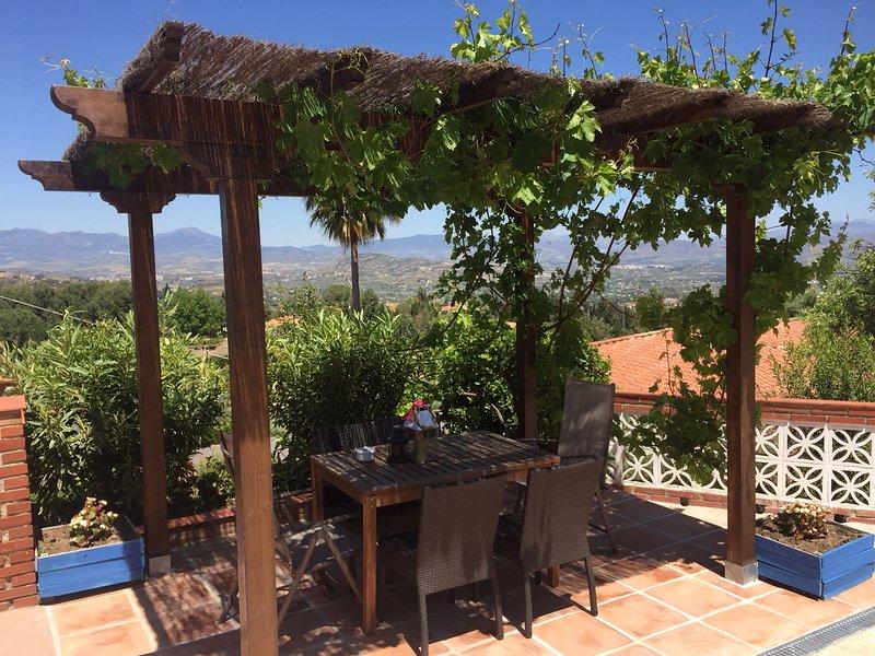 Dining area, terrace