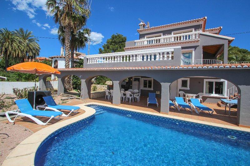 Mi Sueno - holiday home with private swimming pool in Benissa, location de vacances à Benissa