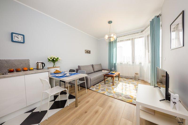 Apartment Tęczowy, Ferienwohnung in Czosnow