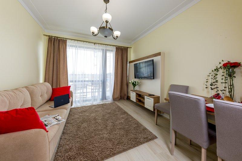 Apartment Golden, Ferienwohnung in Czosnow