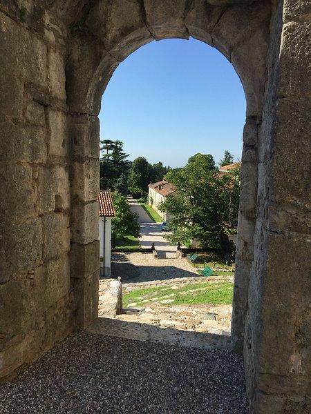 Casa Mausi - castello di Brazza Has Internet Access and