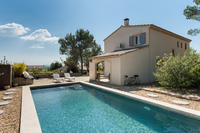 Villa La Coquille, holiday rental in Fontaine de Vaucluse