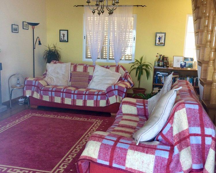 Cómodos sofás de 2 y 3 plazas añadido recientemente para sustituir a los extirpando