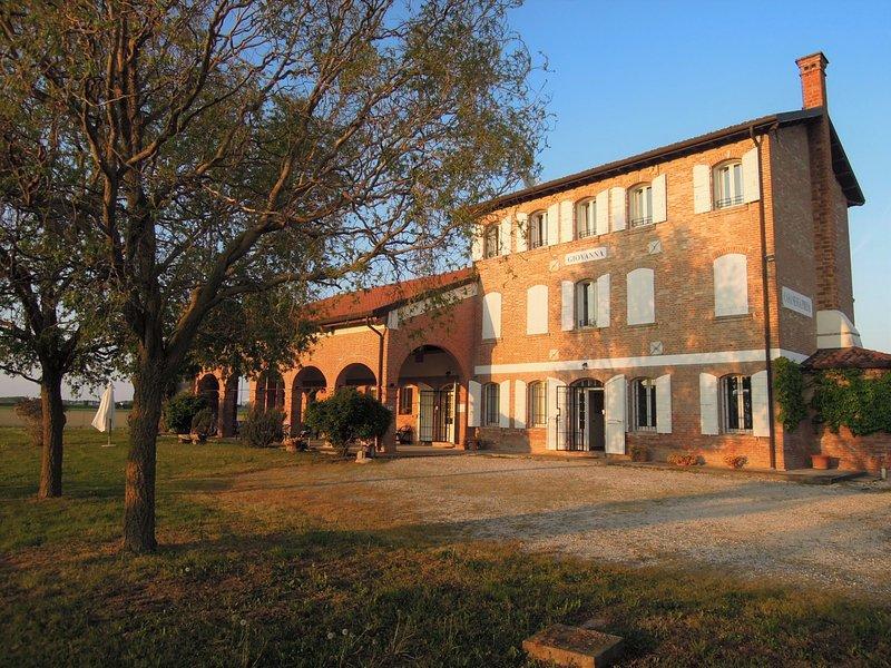Magoga - Agriturismo Sesta Presa, holiday rental in Caorle