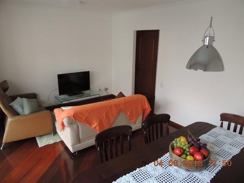 Vila Mariana - Ao lado do Paraíso, holiday rental in Sao Caetano do Sul