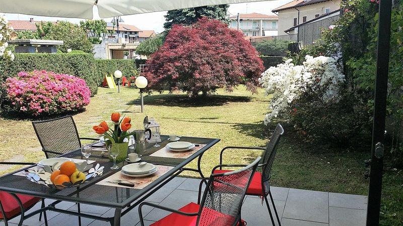 APPARTAMENTO 2 LAGHI BETWEEN LAKE MAGGIORE, LAKE ORTA AND  VALLEYS, location de vacances à Oleggio Castello