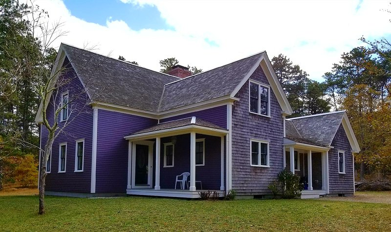 Cape cod farm house, vacation rental in Wellfleet