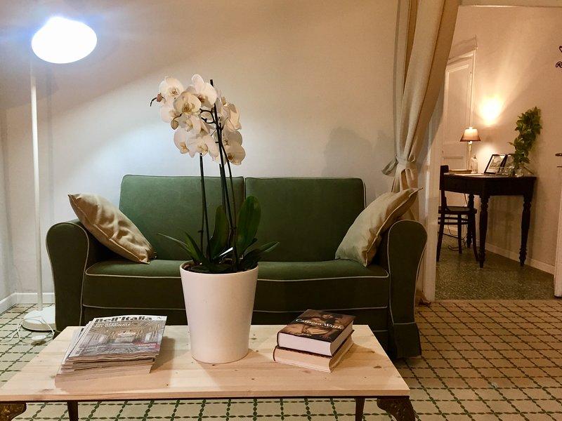 Centro Storico. Casa a Montecavallo., vacation rental in Caprarola