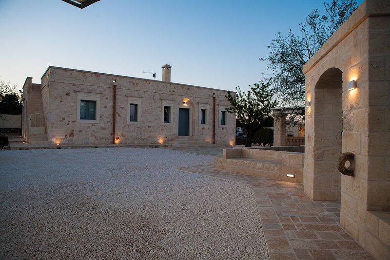 'Villa Vittoria ' Cisternino Puglia, location de vacances à Montalbano