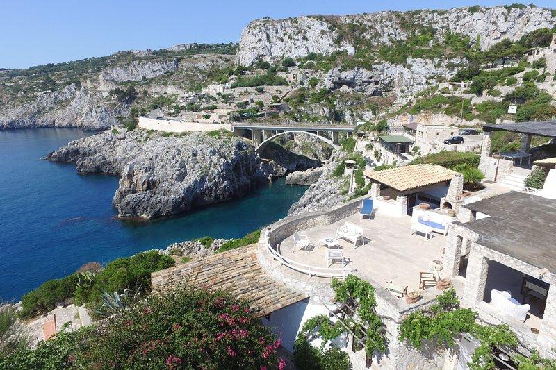 Paradise esclusiva dimora al Ciolo, casa vacanza a Gagliano del Capo