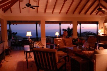 Bacchus Field - Magnificent Caribbean Villa, vacation rental in Nevis