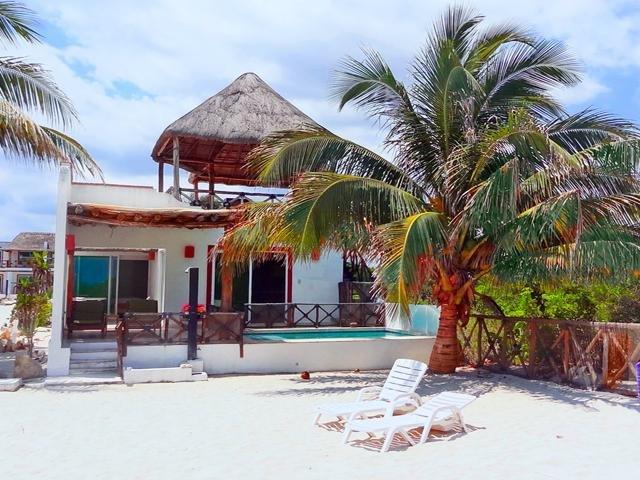 Paradise near Telchac - Review of Casa Casella's, Telchac