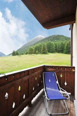 Enjoy the views from your private balcony