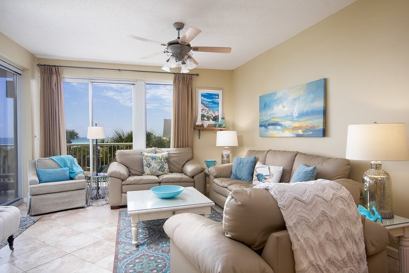Crescent at Miramar 206-Living Room