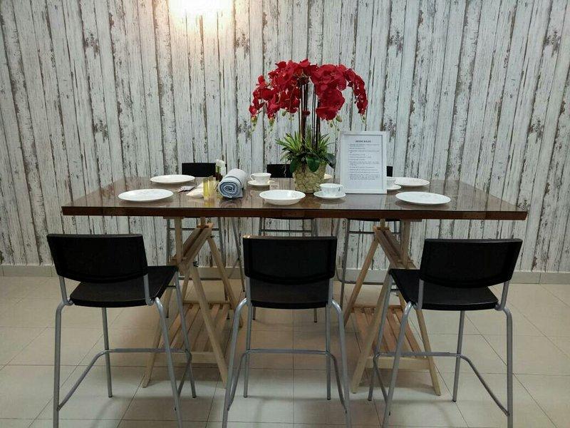 THE WOODY DESA TEBRAU *IKEA *AEON *TESCO *HERO, holiday rental in Taman Molek
