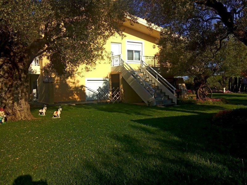 Villa in Ai Giorgi, holiday rental in Profitis ilias