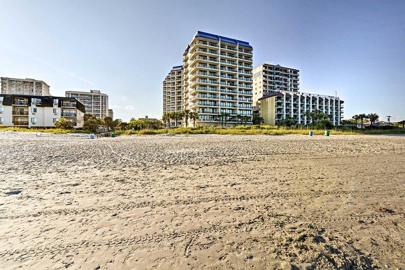 Sfruttate al massimo la vostra prossima vacanza in South Carolina in questo meraviglioso condominio!