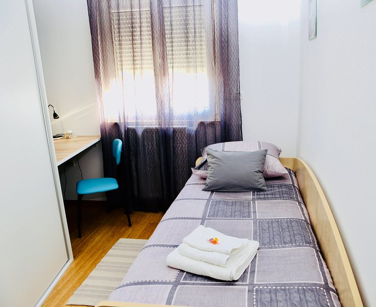 bedroom for 1 person