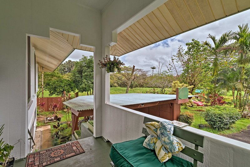 Hang loose in Hilo at this vacation rental apartment!
