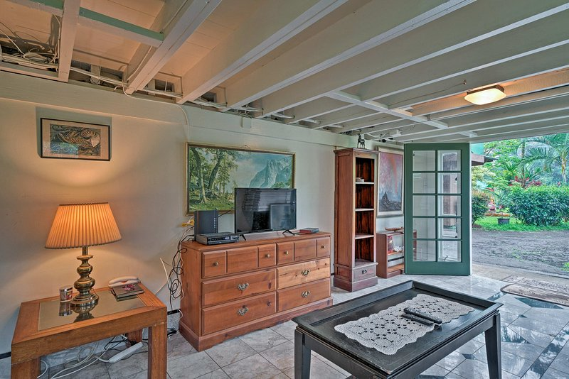 Leef een zorgeloze eiland lifestyle in dit vakantiehuis appartement!
