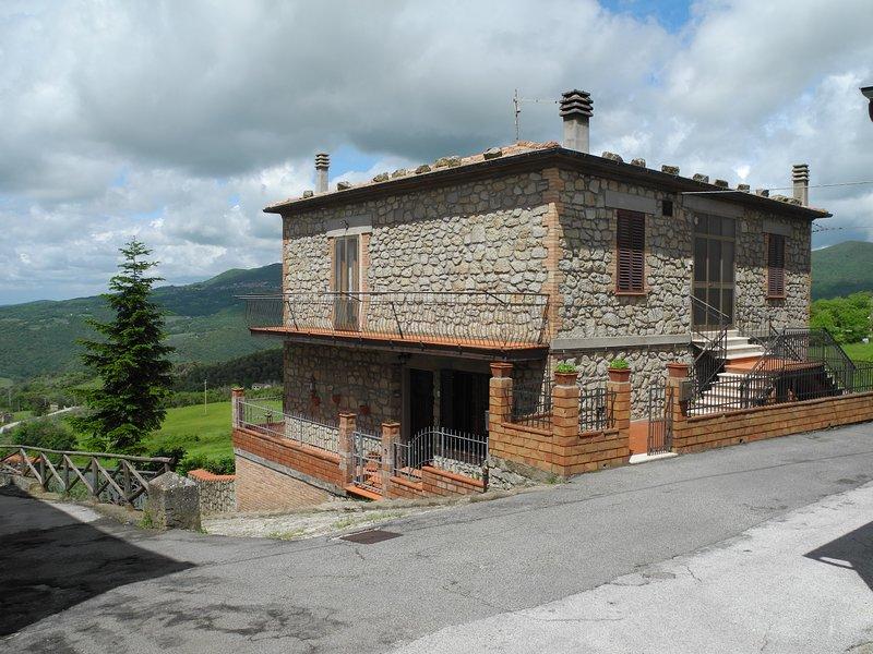 Borgo Medioevale, location de vacances à Roccastrada