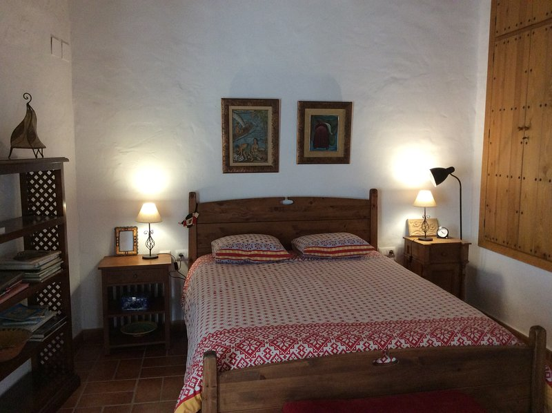 Spacious house with mountain view – semesterbostad i Sierra de Aracena and Picos de Aroche Natural Park