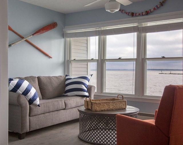 Waterfront Condominium, alquiler de vacaciones en Port Clinton