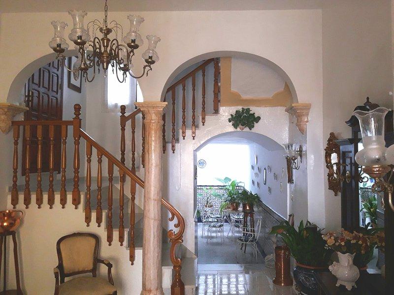 CERCA DEL CAMINITO DEL REY, CASA PELAYO, holiday rental in Teba
