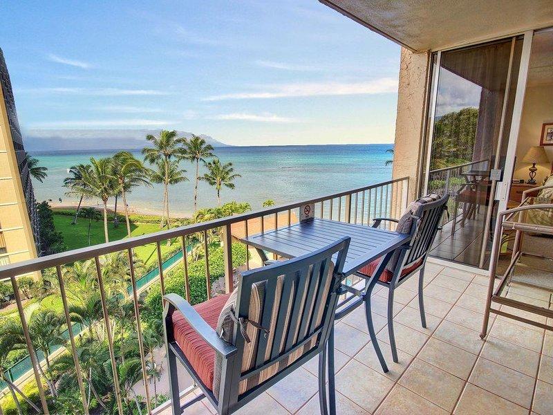 Royal Kahana Resort #615, alquiler vacacional en Honokowai