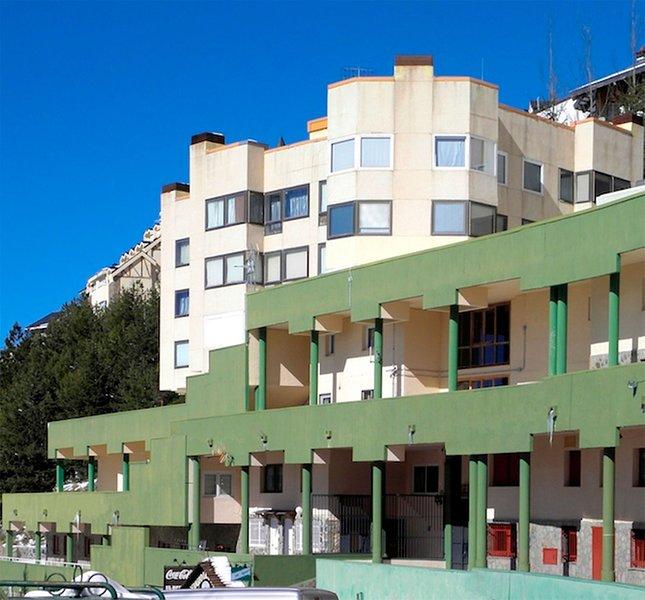 Penibetico building