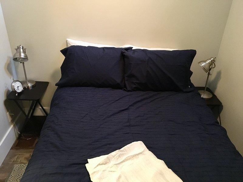 andra sovrummet