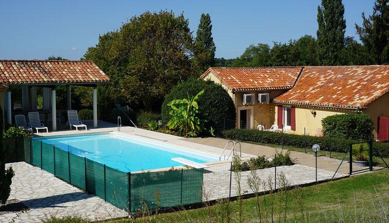 Gites la Bakénia, Nissou, holiday rental in Trentels