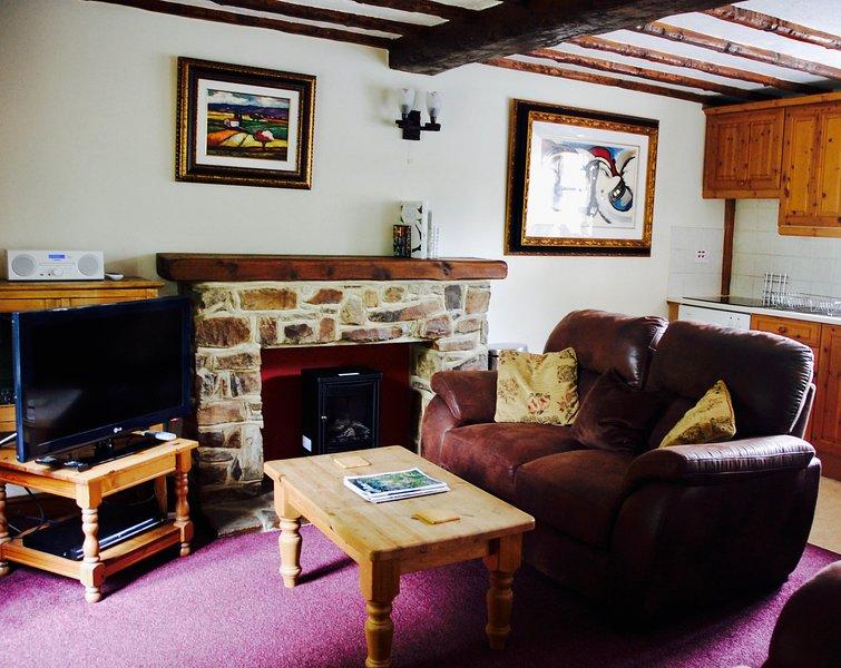 Otters Cottage, Lilypond Cottages, vacation rental in Torridge