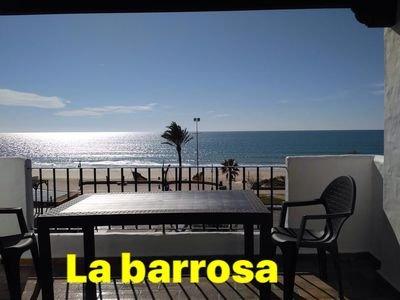 Apartamento primera linea de playa, alquiler de vacaciones en Novo Sancti Petri